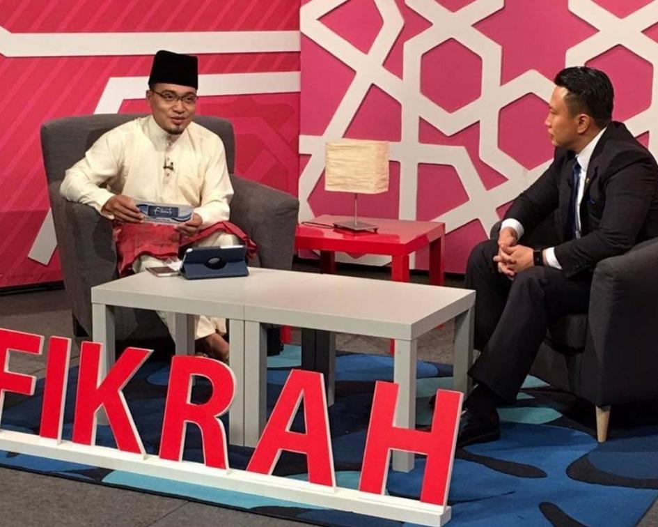 TERIMA KASIH FIKRAH TV1